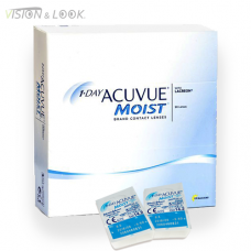 Acuvue Moist 90 lenses