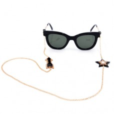 IPHORIA Glasses catenary gold plated - Star & Arrow